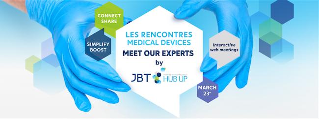 Rendez vous le 23 mars : Les rencontres du Dispositif Medical